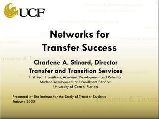 Networks for Transfer Success