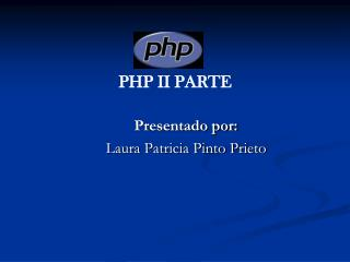 PHP II PARTE