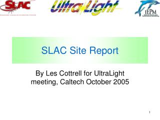 SLAC Site Report