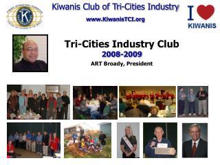 Kiwanis Club of Tri-Cities Industry KiwanisTCI