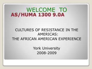 AS/HUMA 1300 9.0A