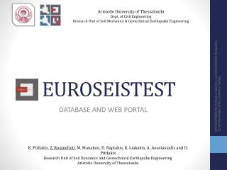 EUROSEISTEST