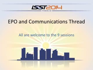 EPO and Communications Thread