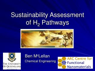 Sustainability Assessment of H 2  Pathways
