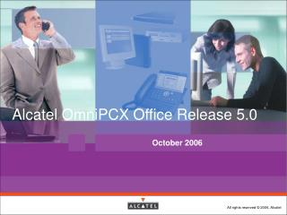 Alcatel OmniPCX Office Release 5.0