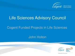 Life Sciences Advisory Council