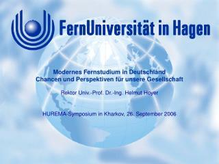 Modernes Fernstudium in Deutschland Chancen und Perspektiven für unsere Gesellschaft
