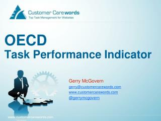 OECD Task Performance Indicator