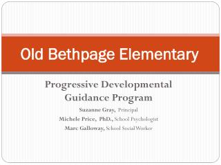 Old Bethpage Elementary