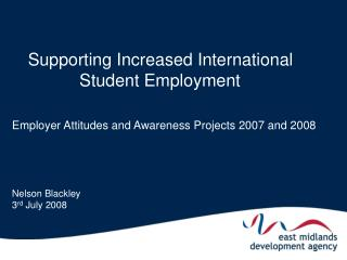 East Midlands Development Agency