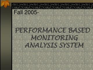 Fall 2005-