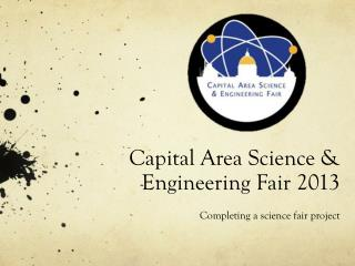 Capital Area Science & Engineering Fair 2013
