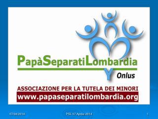 PSL: Assemblea Generale dei Soci