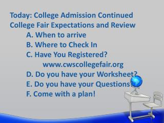 Guide to Common Application and commonapp.org