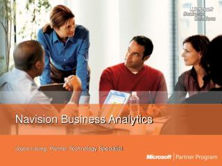 Navision Business Analytics
