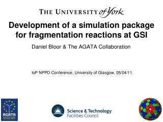 Development of a simulation package for fragmentation reactions at GSI