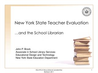 New York State Teacher Evaluation