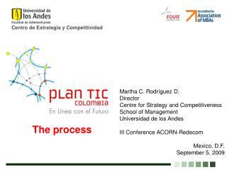 Centro de Estrategia y Competitividad
