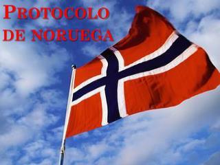 Protocolo de noruega