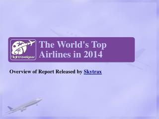 Top Airlines 2014