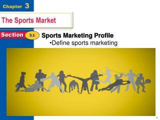 Sports Marketing Profile Define sports marketing