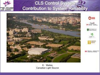 Matias Canadian Light Source