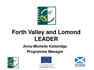 Forth Valley and Lomond LEADER