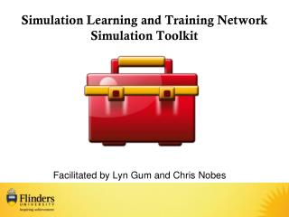 Simulation Learning and Training Network Simulation Toolkit