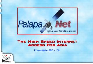 The High Speed Internet Access For Asia