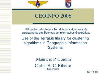 GEOINFO 2006