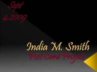 India M. Smith