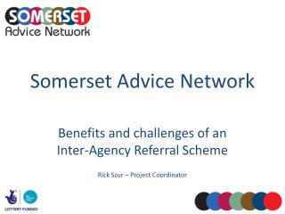 Somerset Advice Network