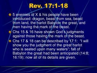 Rev. 17:1-18