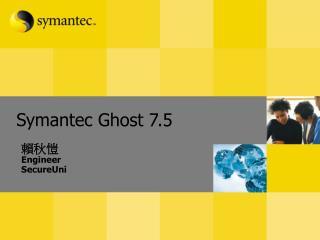 Symantec Ghost 7.5