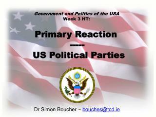 Dr Simon Boucher ~  bouches@tcd.ie