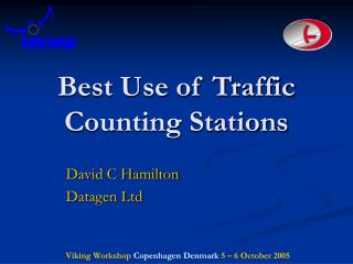 Best Use of Traffic Counting Stations