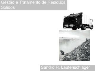 Gestão e Tratamento de Resíduos Sólidos