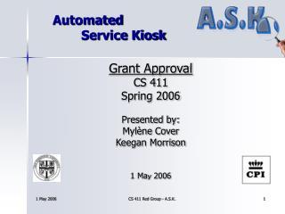 Automated  Service Kiosk