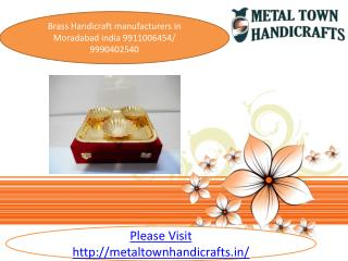 Brass handicraft manufacturers in moradabad india 9911006454