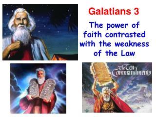 Galatians 3