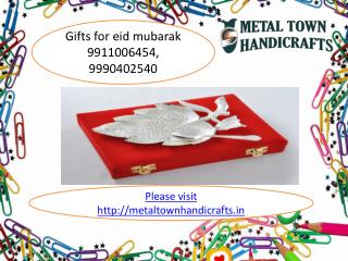 gifts for eid mubarak 9911006454 & 9990402540