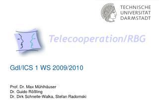 GdI/ICS 1 WS 2009/2010