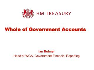 Whole of Government Accounts