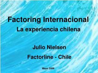 Factoring Internacional