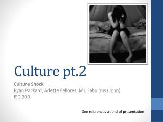 Culture pt.2