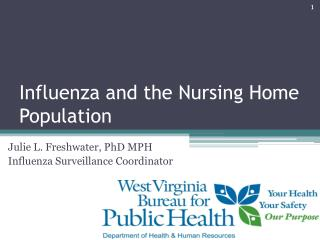 Influenza and the Nursing Home Population