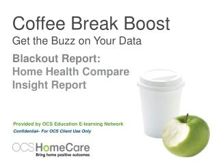 Coffee Break Boost  Get the Buzz on Your Data