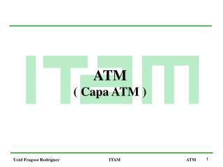 ATM ( Capa ATM )