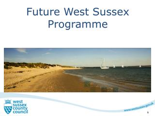 Future West Sussex Programme