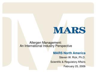 MARS North America
